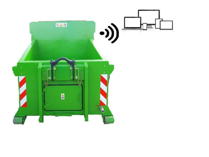 Sistemas de comunicação GSM para compactadores